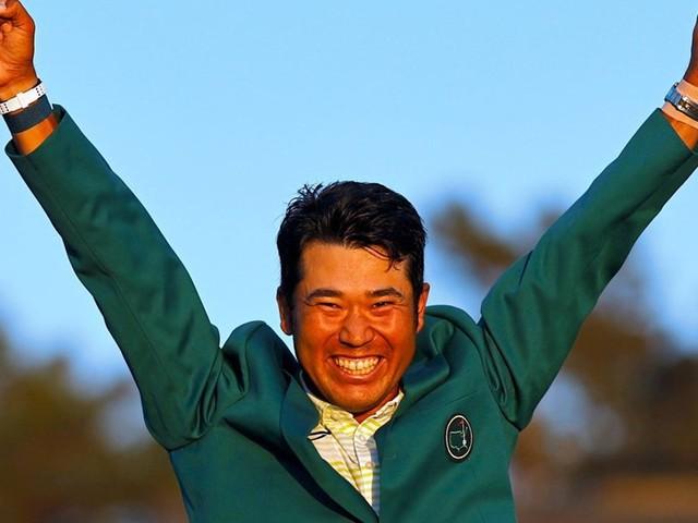 Golf: Japaner Matsuyama triumphierte bei Masters in Augusta