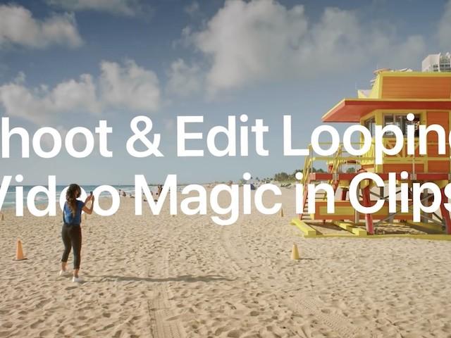 Today at Apple: Video-Loops erstellen und bearbeiten