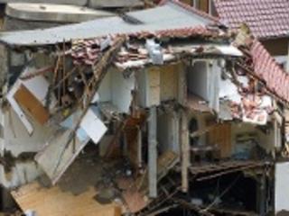 Flutkatastrophe | Satellitenbilder zeigen das Ausmaß der Zerstörung
