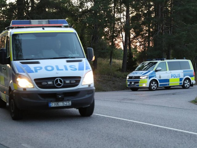 Polizei:Mehrere Verletzte bei mutmaßlichen Schüssen in Schweden