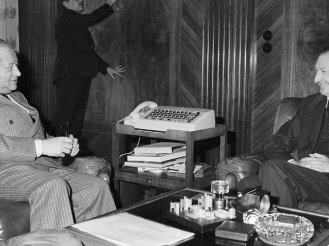 Von Waldheim bis Vranitzky: Portisch und die Schulddebatte