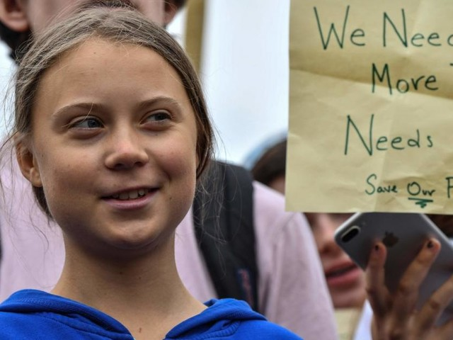 Greta Thunbergs radikale Mitstreiter