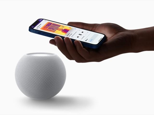 Apple HomePod mini: Im Inneren soll ein Sensorfür Temperatur und Luftfeuchtigkeit sein