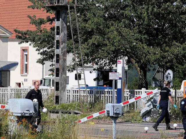 Frankreich und Tschechien: Drei Erwachsene und fünf Kinder sterben bei Unfällen an Bahnübergängen
