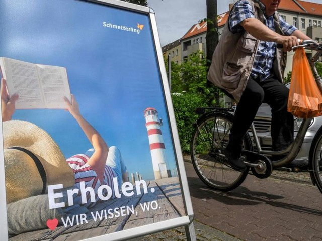 Deutschland: Langsam in Richtung Urlaub