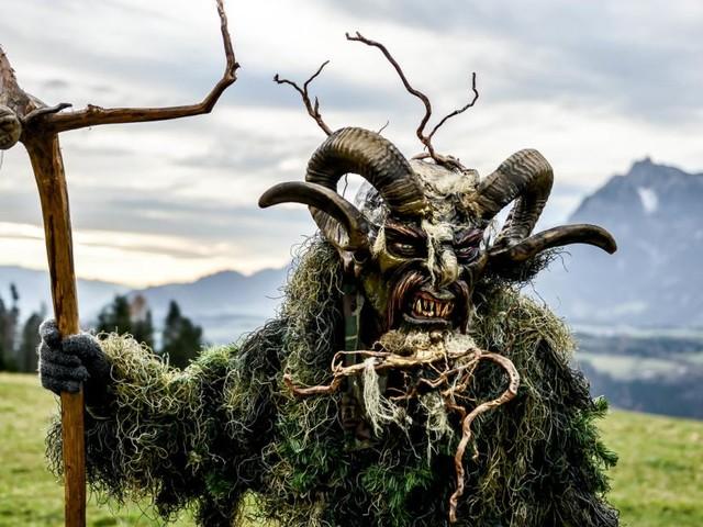 freizeitTIPPS: KRAMPUS∙Spiel - obacht ihr Sünder, die Teufel sind los
