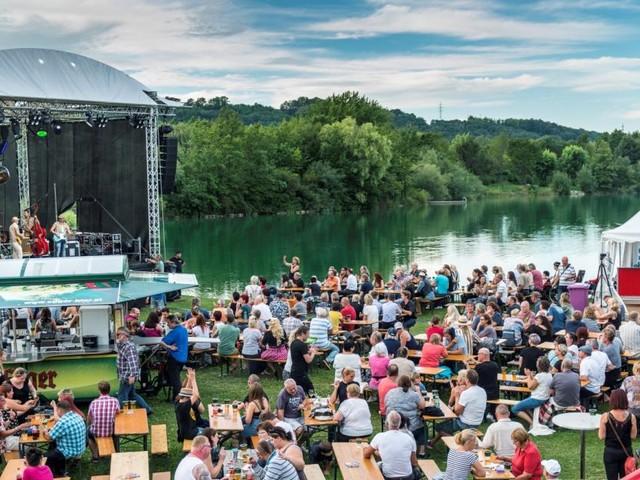 Ein Wochenende mit zwei Festivals am Ratzersdorfer See