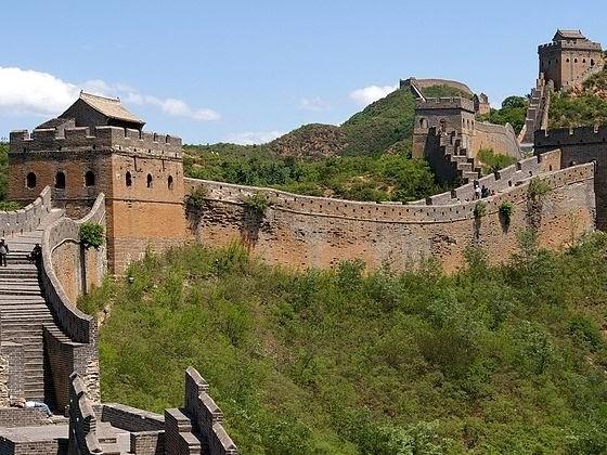 Keine Gefahr mehr durch Mongolen: China lässt Große Mauer abreißen