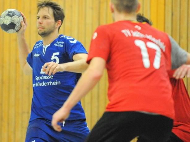 Handball / TV Kapellen: TV Kapellen muss gegen Grefrath das Tempo dosieren