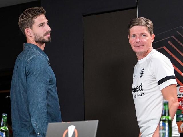 Eintracht Frankfurt international: Alle Jahre wieder
