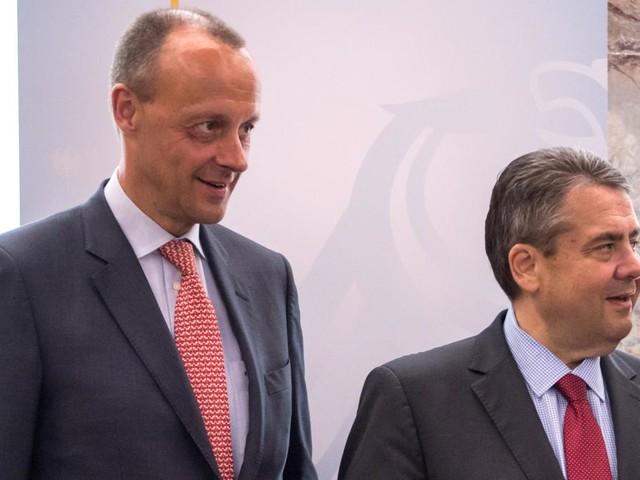 Treffen mit Merz werfen fragwürdiges Licht auf SPD