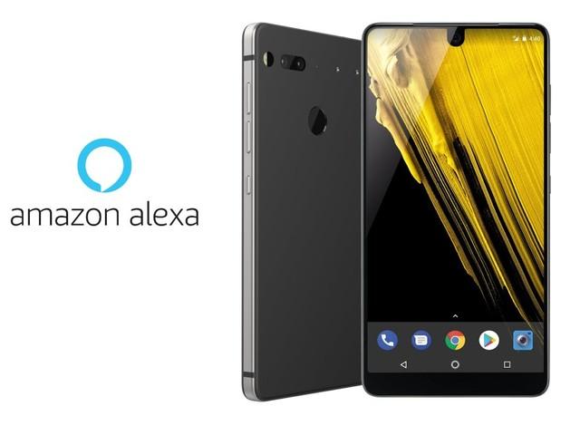 Essential Phone schließt Alexa-Deal mit Amazon