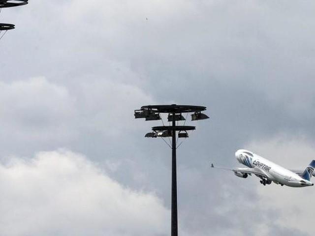 """Flug nach Graz - Schock auf Urlaubsflug: """"Fly-Egypt""""-Boeing muss kurz nach Start notlanden"""