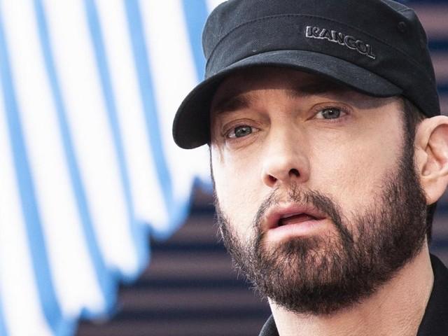 Adoptiv-Kind von Eminem soll durch Zufall von seinem biologischen Vater erfahren haben