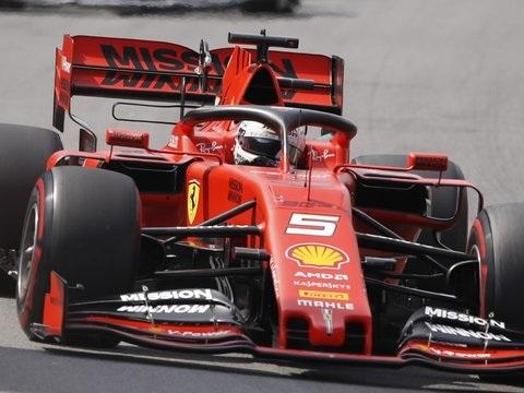 GP in Brasilien - Ferrari-Desaster: Vettel zürnt nach Crash mit Leclerc