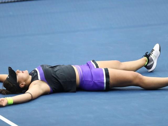 US-Open-Siegerin Andreescu: Mit Meditation zur Sensation