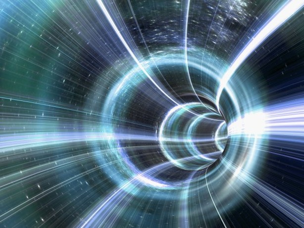 Schwarze Löcher könnten Eingänge für Wurmlöcher sein - zumindest in der Theorie