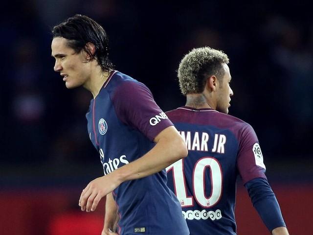 Zoff zwischen Neymar und Edinson Cavani bei Paris Saint-Germain: Ein Streit wie in der D-Jugend