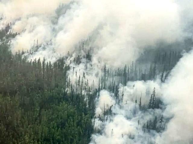 Temperaturen in Sibirien bringen Permafrost zum Schmelzen - und setzen gefährliches Gas frei