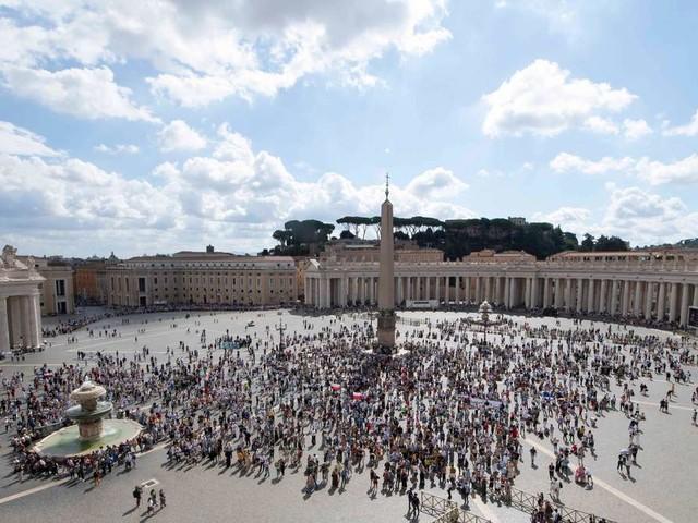 Vatikan: Besuch nur noch mit Corona-Pass