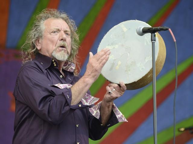 """Robert Plant kündigt neues Album """"Carry Fire"""" an"""
