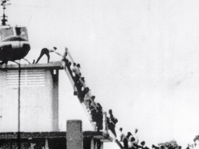 Abzug aus Vietnam 1973: Schon einmal auf verlorenem Posten