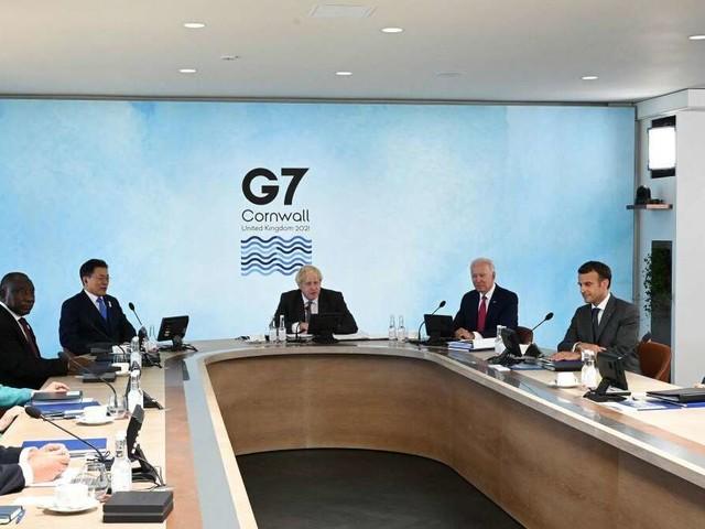 China-Strategie der G7: Infrastrukturprogramm als Antwort auf Neue Seidenstraße - gemeinsame Kritik an Peking