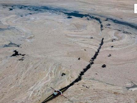 """Schleimplage in der Türkei: Marmarameer """"jetzt totes Meer"""""""