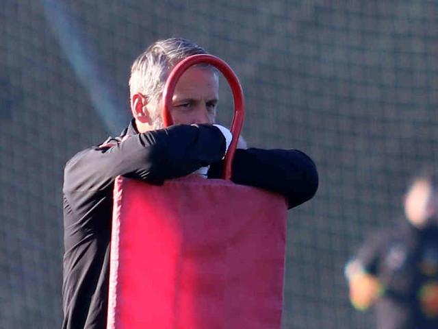 Ruhe um Borussias Trainer: Darum bleibt Marco Rose in der Corona-Krise im Hintergrund