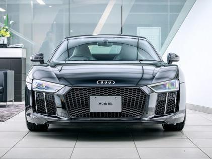 """Audi R8 V10 plus: """"Final-Fantasy""""-Audi für 2,1 Mio. Euro R8 macht auf Bugatti Veyron"""
