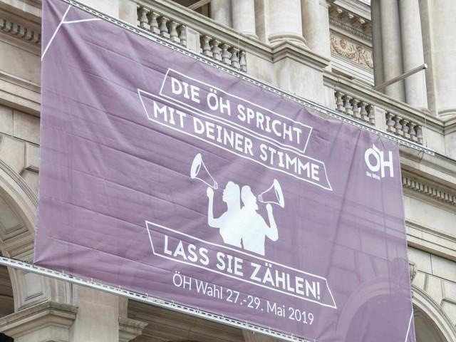 ÖH: Linke Koalition an der Universität Wien aufgekündigt
