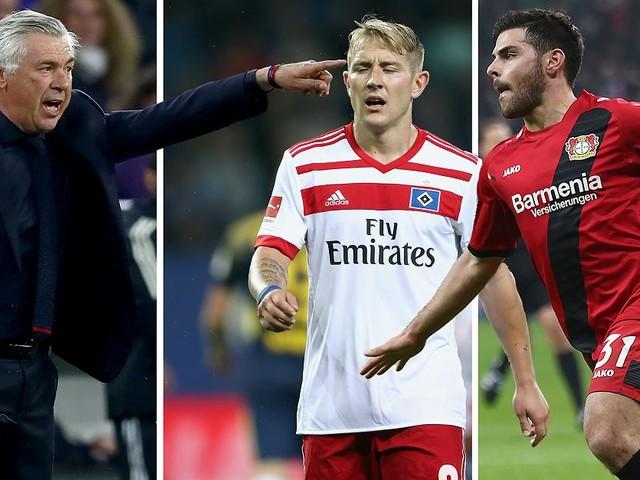 Letzter Spieltag vor Winterpause - Ancelotti, Vollland, Meyer: Die Gewinner und Verlierer der Bundesliga-Hinrunde