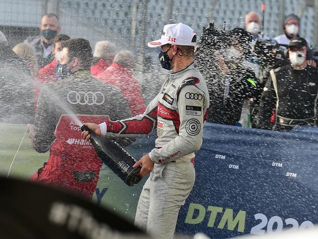 DTM 2020: Ein knallhartes Duell – Rast vs. Müller