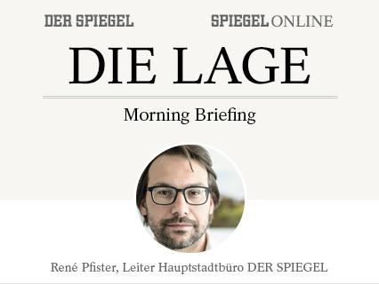 Die Lage am Mittwoch: Die deutsche Kalenderspruch-Diplomatie