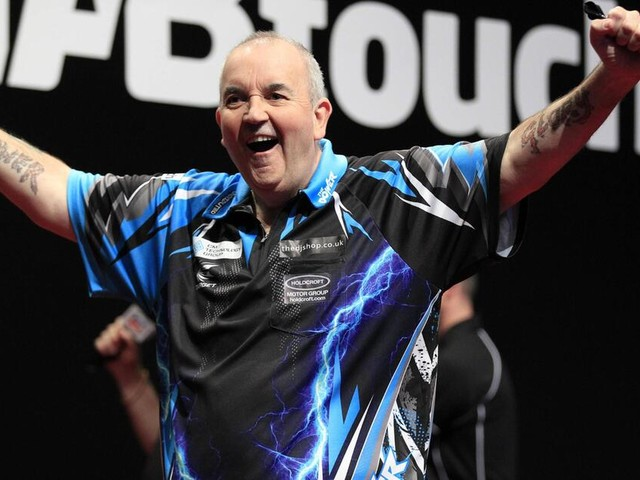"Darts-WM 2018: ""The Power"" Phil Taylor will es nochmal wissen"