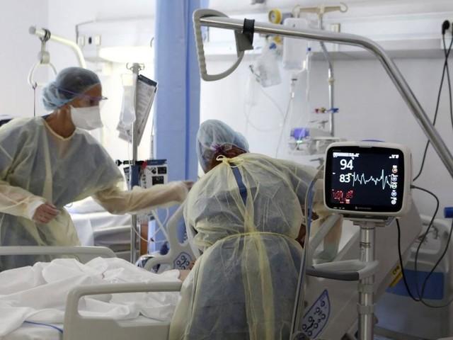 Studie: So viel höher ist das Risiko für Ungeimpfte, im Spital zu landen