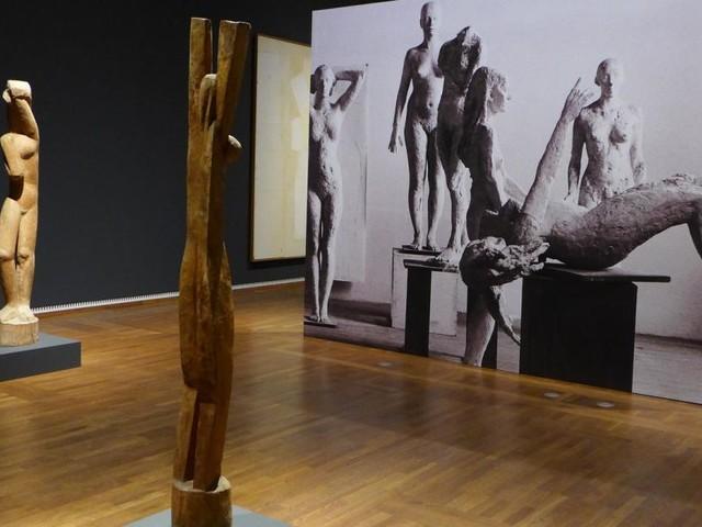 Josef Pillhofer im Leopold Museum: Schlussakkord der Moderne