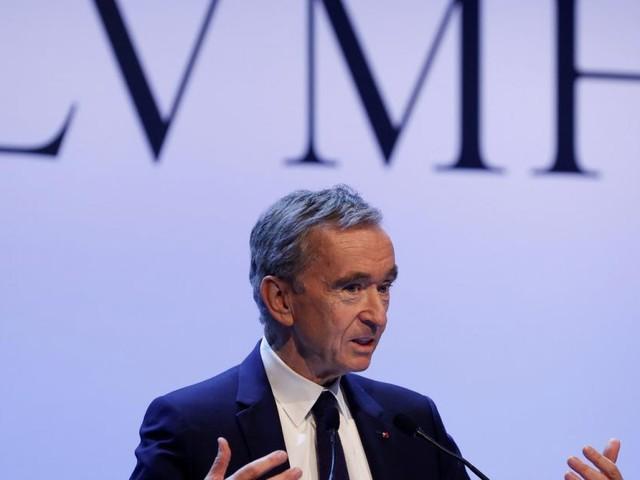 Luxuskonzern LVMH verzehnfachte seinen Gewinn