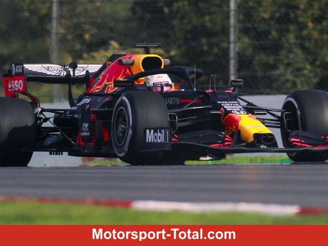 Formel 1 Türkei 2020: Ein Red Bull und ein Ferrari vor Mercedes