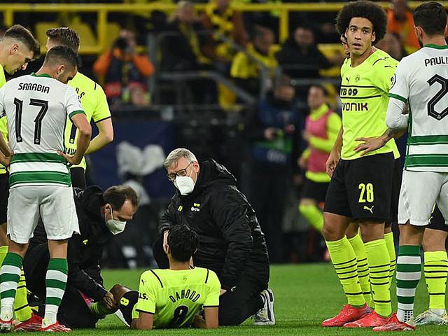 Bundesliga: Gegen FCA: Nächster BVB-Ausfall steht fest