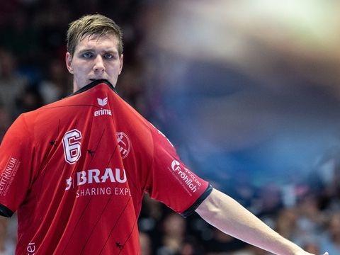MT Melsungen: Handball-Nationalspieler Finn Lemke verletzt