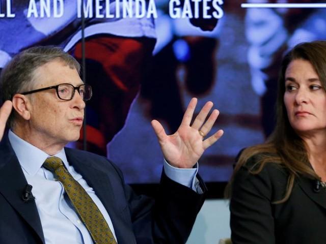 """Bill darf Melinda aus der Gates Foundation """"herauskaufen"""""""