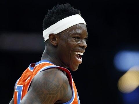 Thunder-Spielmacher: Baby statt Basketball - Schröder raus aus NBA-Blase