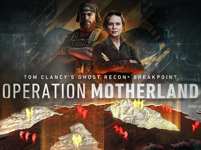 Ghost Recon Breakpoint: Operation Motherland beginnt am 2. November