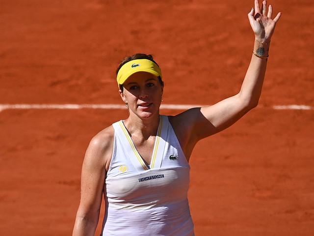 French Open: LIVE: Wer folgt Pavlyuchenkova ins Finale?