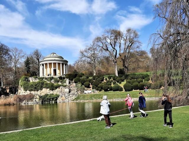 Eisenstädter Schlosspark bleibt für die Öffentlichkeit zugänglich