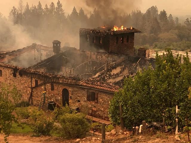Waldbrände in den USA: Gefährlicher Rauch löst immer häufiger Gesundheitsprobleme aus