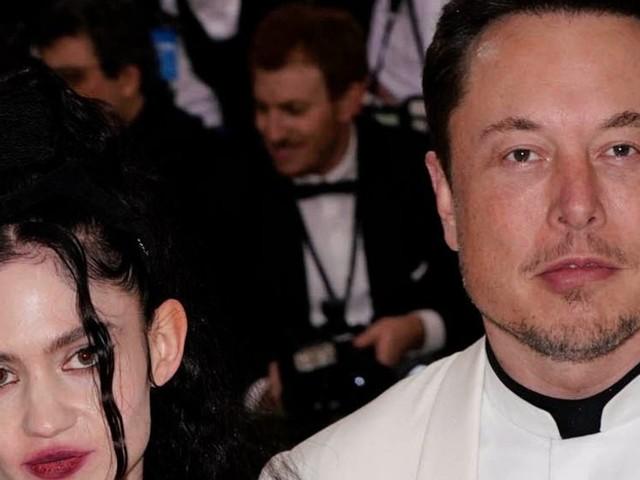 """Elon Musk und Grimes: Unternehmer und Musikerin haben sich """"halbgetrennt"""""""