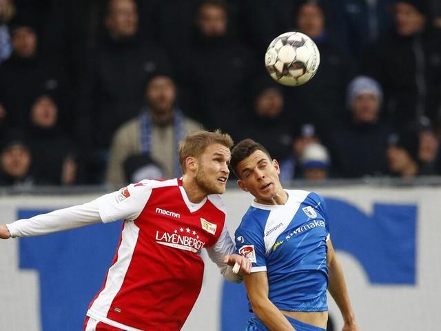 2. Liga: Union Berlin bleibt ungeschlagen