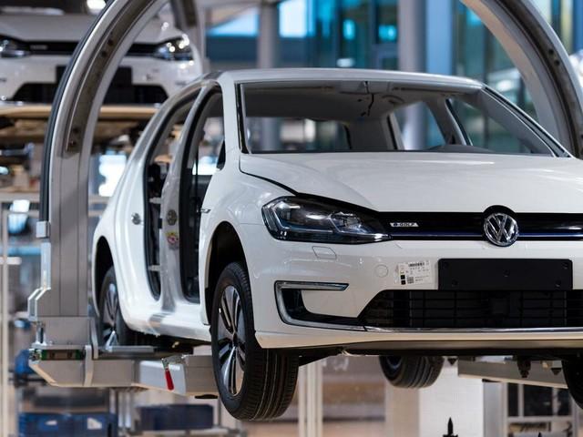 Autobauer: Volkswagen verkauft 2019 fast elf Millionen Fahrzeuge